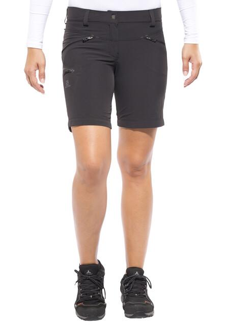 Salomon Wayfarer Shorts Women black